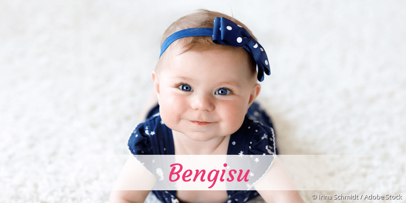Name Bengisu als Bild