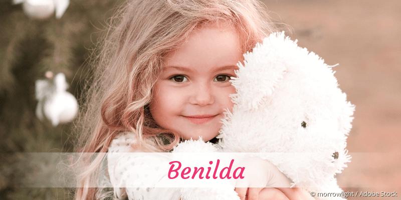 Name Benilda als Bild