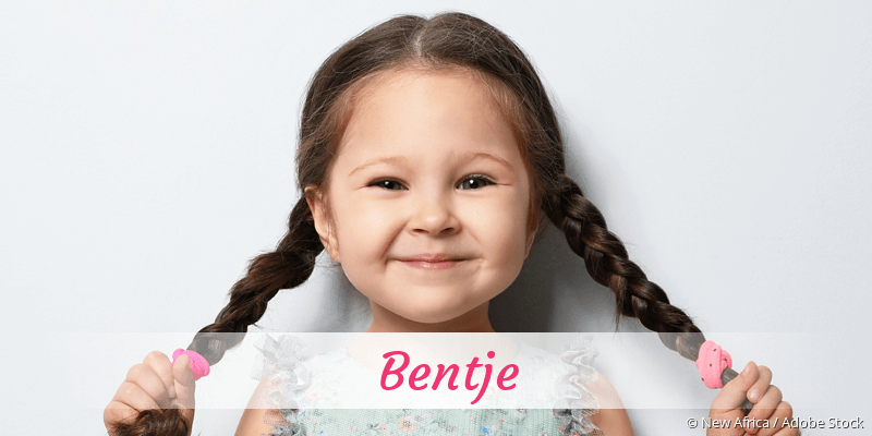Name Bentje als Bild