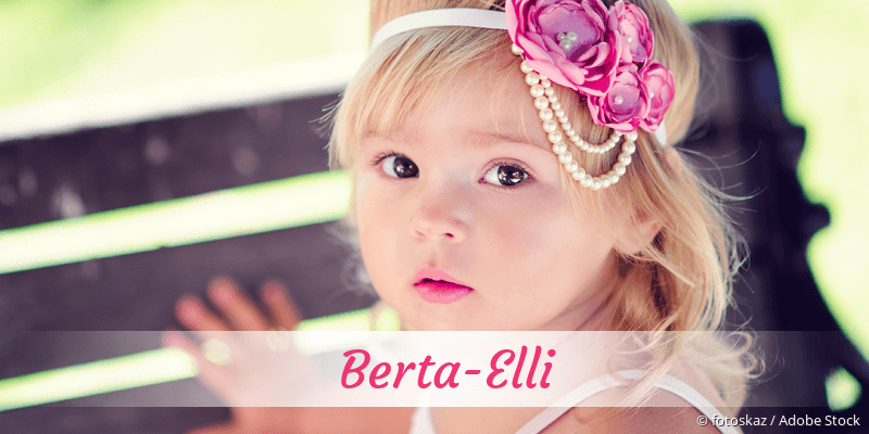 Name Berta-Elli als Bild