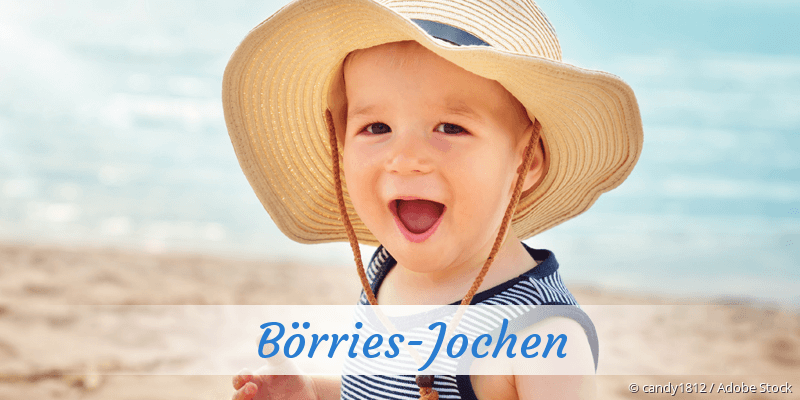 Name Börries-Jochen als Bild
