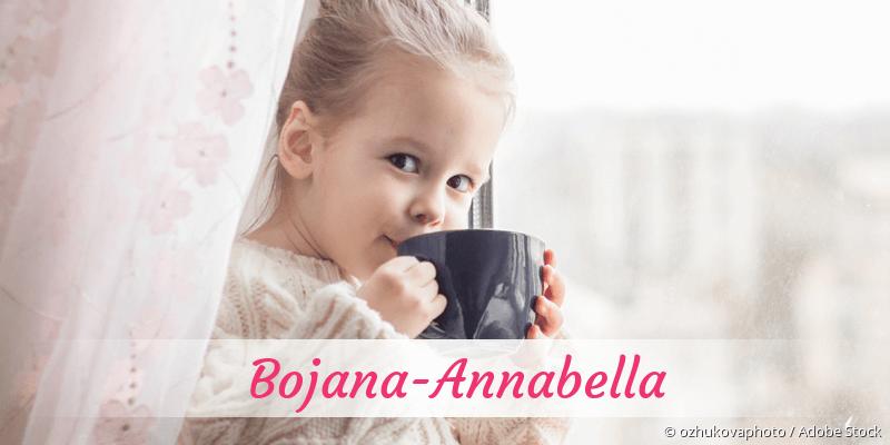 Name Bojana-Annabella als Bild