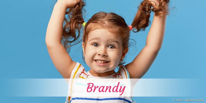 Name Brandy als Bild