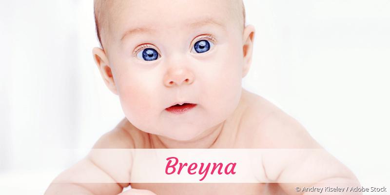 Name Breyna als Bild