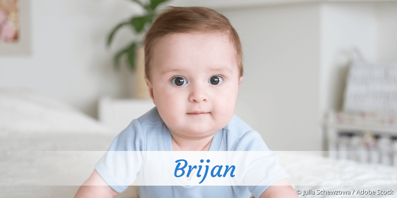 Name Brijan als Bild