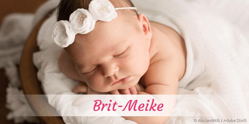 Name Brit-Meike als Bild