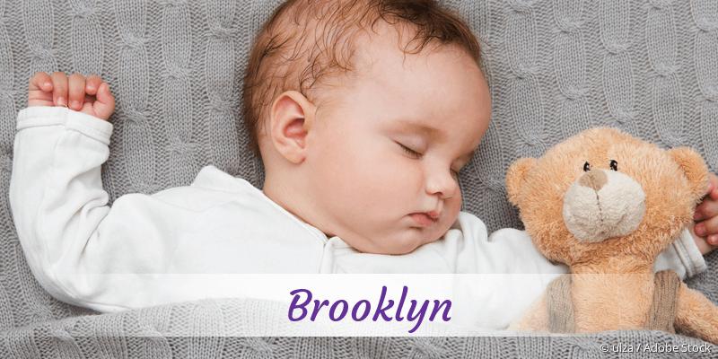Name Brooklyn als Bild