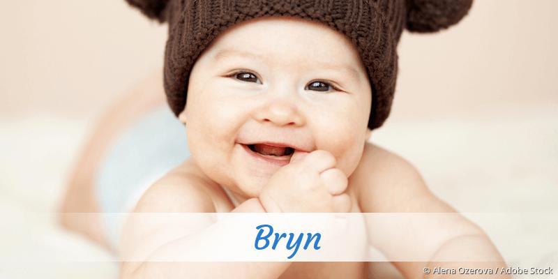 Name Bryn als Bild