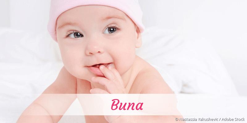 Name Buna als Bild