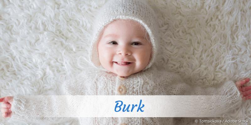 Name Burk als Bild
