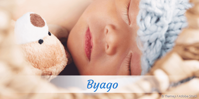 Name Byago als Bild