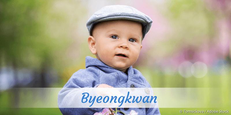 Name Byeongkwan als Bild