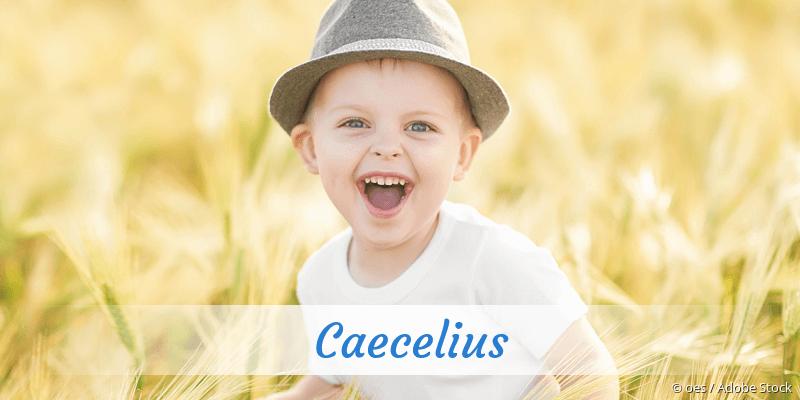 Name Caecelius als Bild