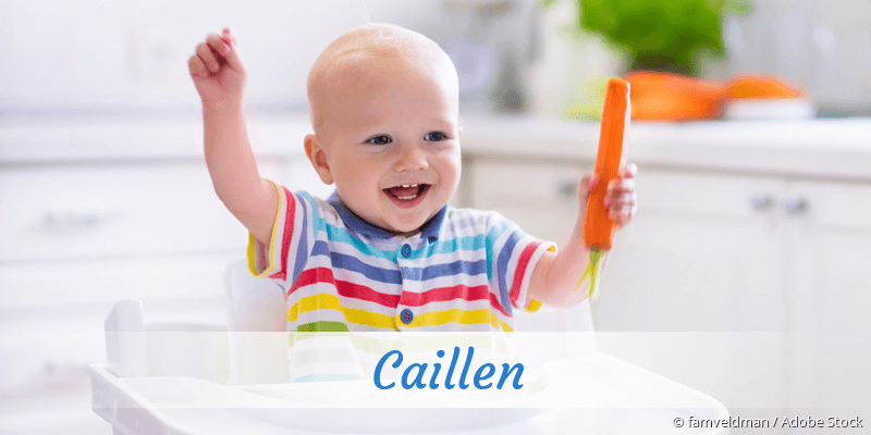 Name Caillen als Bild