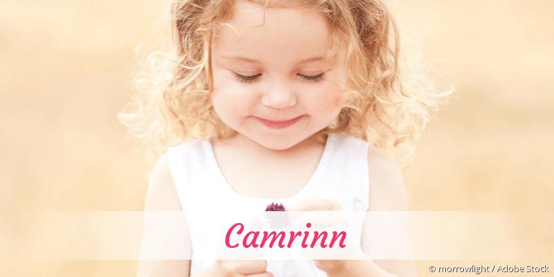 Name Camrinn als Bild