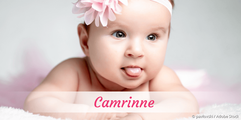 Name Camrinne als Bild