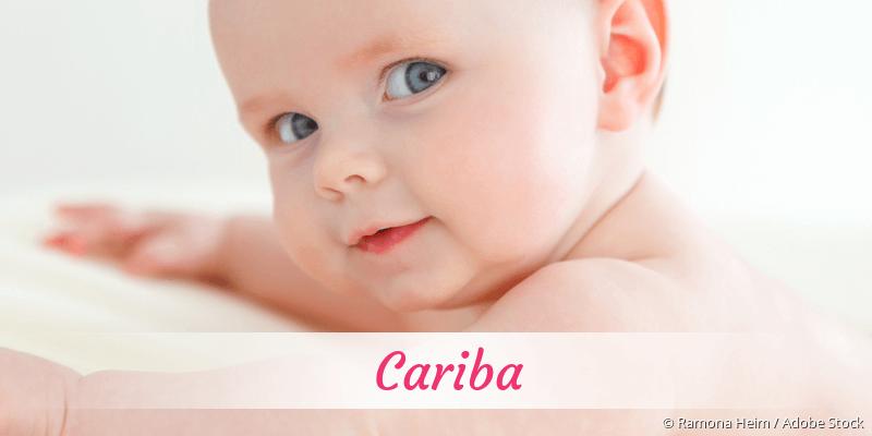Name Cariba als Bild