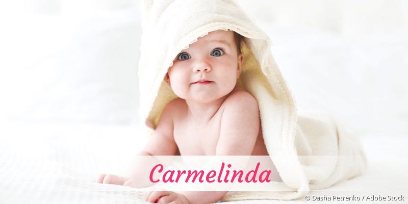 Name Carmelinda als Bild