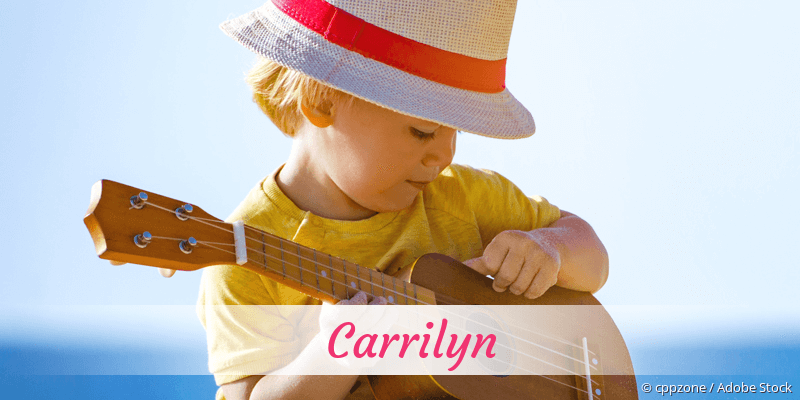 Name Carrilyn als Bild