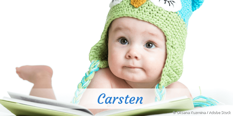Name Carsten als Bild