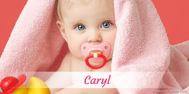 Name Caryl als Bild
