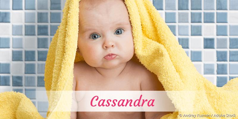 Name Cassandra als Bild