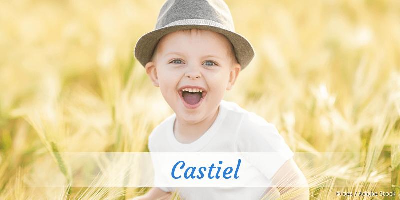 Name Castiel als Bild