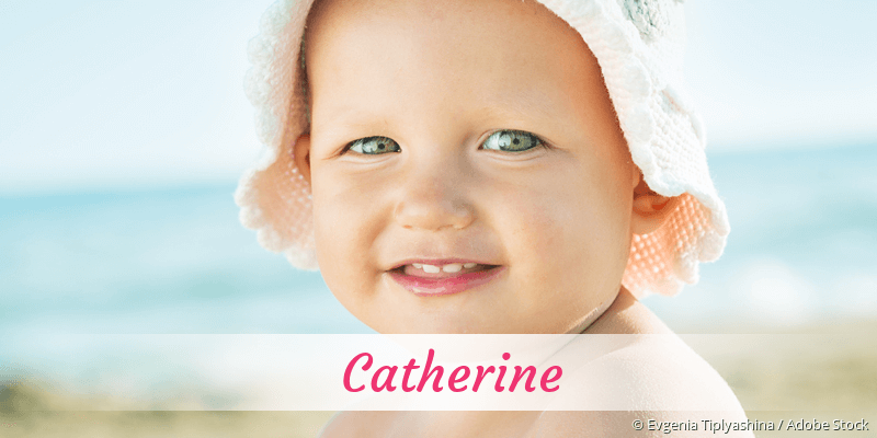 Name Catherine als Bild
