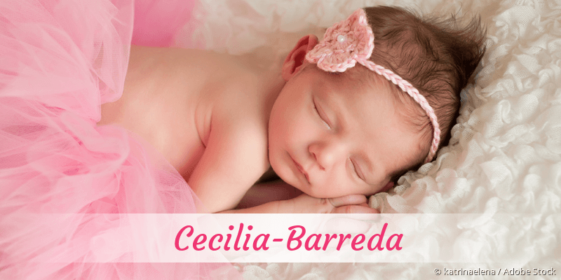 Name Cecilia-Barreda als Bild