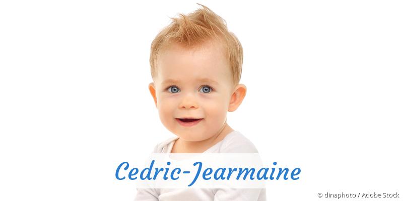 Name Cedric-Jearmaine als Bild