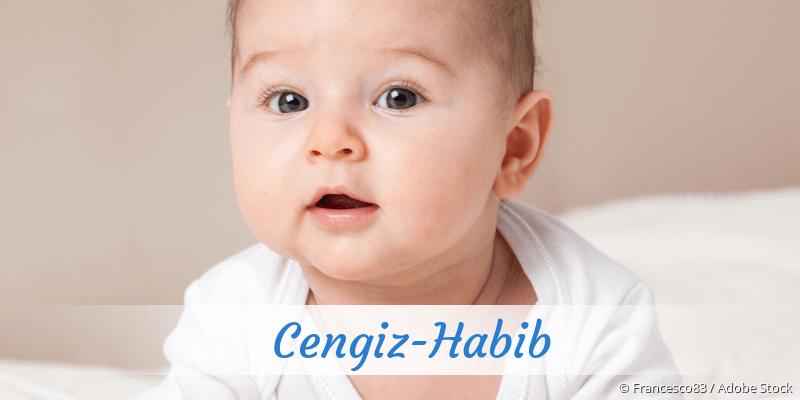 Name Cengiz-Habib als Bild