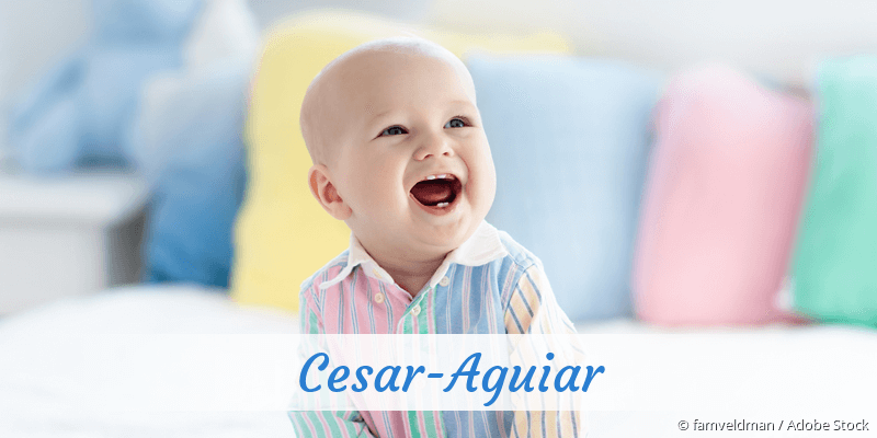 Name Cesar-Aguiar als Bild