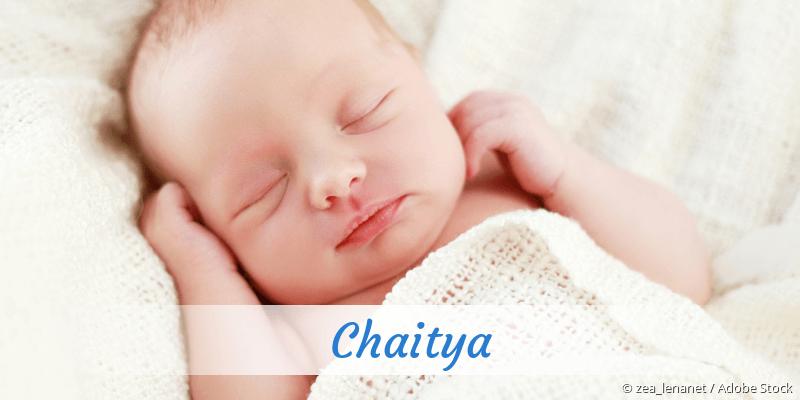 Name Chaitya als Bild