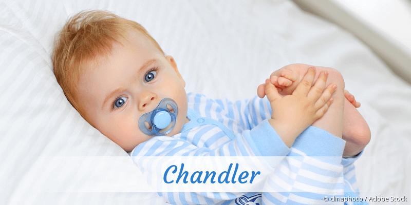Name Chandler als Bild