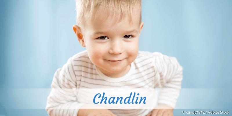 Name Chandlin als Bild