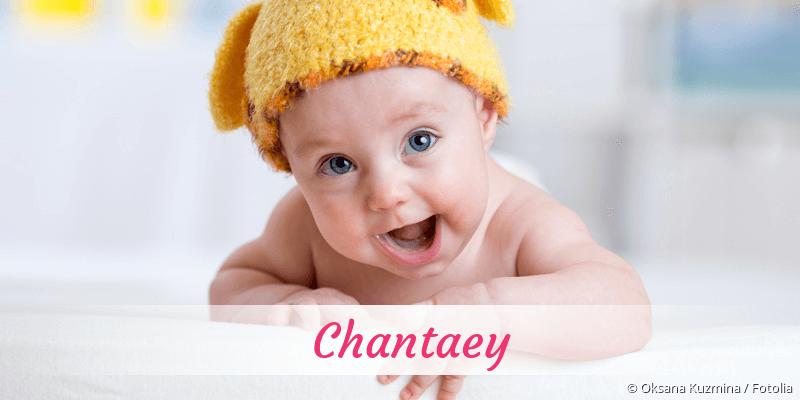 Name Chantaey als Bild