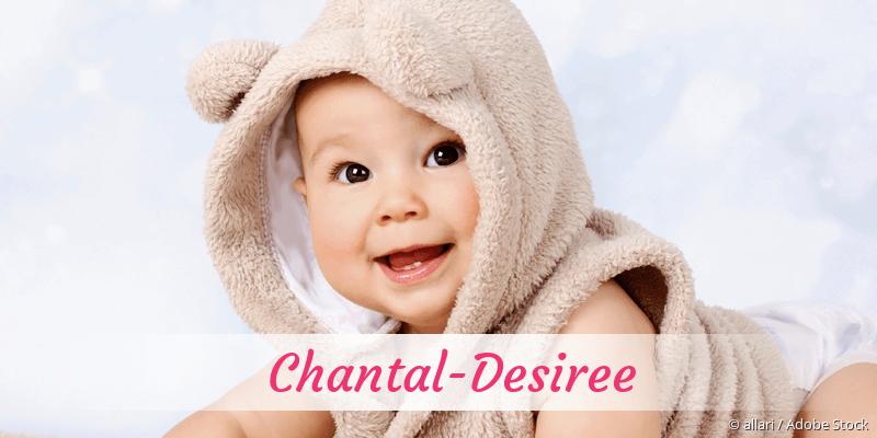 Name Chantal-Desiree als Bild