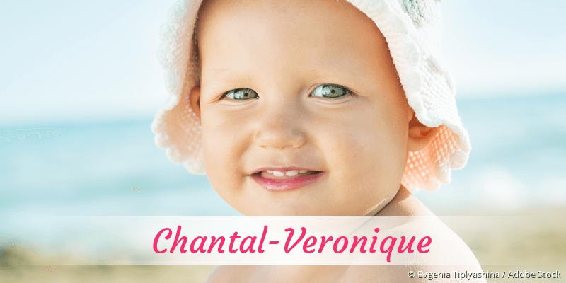 Name Chantal-Veronique als Bild