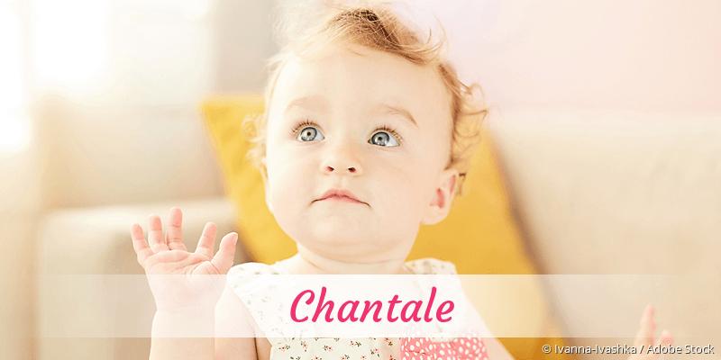 Name Chantale als Bild