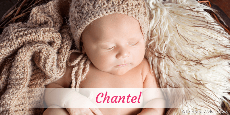 Name Chantel als Bild