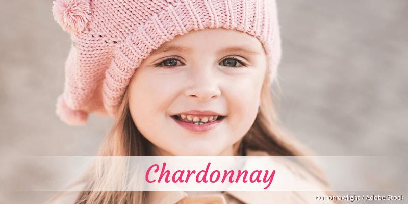 Name Chardonnay als Bild
