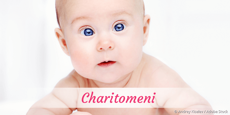 Name Charitomeni als Bild