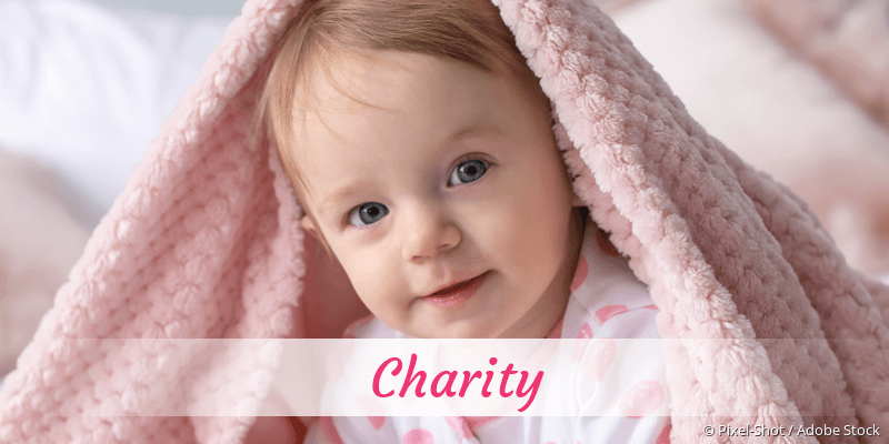 Name Charity als Bild