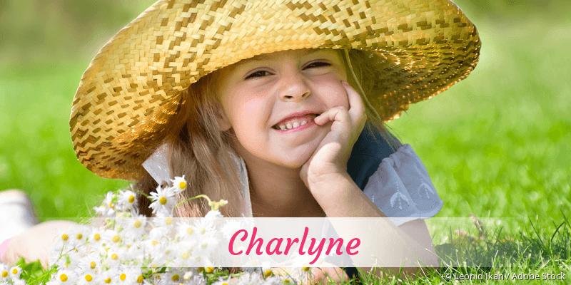 Name Charlyne als Bild