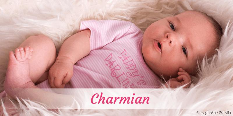 Name Charmian als Bild