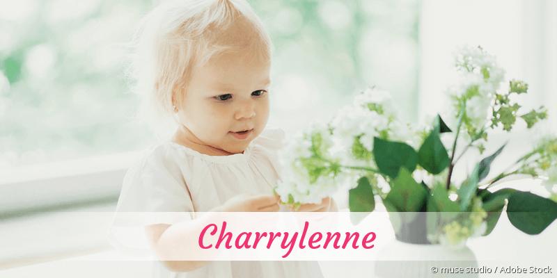 Name Charrylenne als Bild