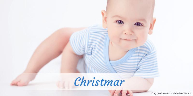 Name Christmar als Bild