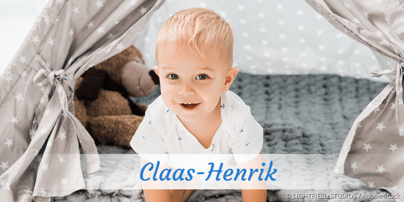 Name Claas-Henrik als Bild