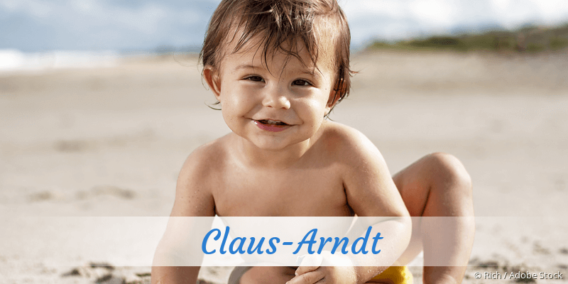Name Claus-Arndt als Bild