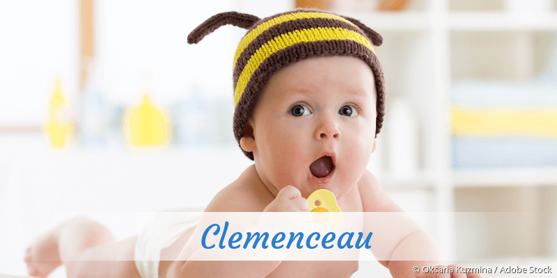 Name Clemenceau als Bild